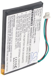 Battery for Garmin Nuvi 765T